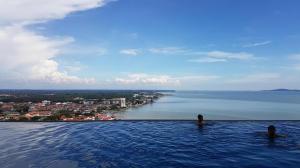 The swimming pool at or near Comfortzone@Malacca near Jonker, Staduys, Menara Taming Sari