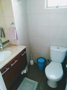 Un baño de Apartamento acolhedor