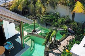 A view of the pool at The White Key Luxury Villas or nearby