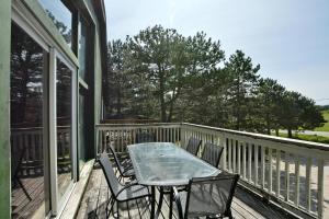 Un balcón o terraza de Mountain View