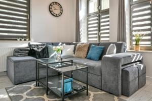 Część wypoczynkowa w obiekcie Old Town LTC - Apartments Starówka Panieńska