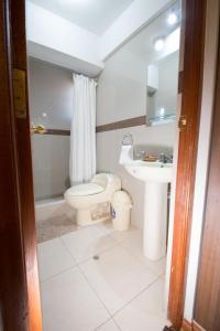 Un baño de Elite Apartment