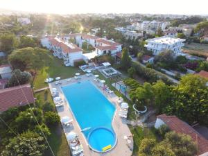 A view of the pool at Eleonas Apartments or nearby