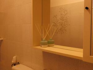 A bathroom at Casa Franceska