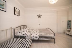Krevet ili kreveti u jedinici u objektu Apartman Vukojevic