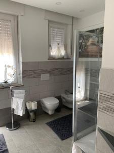 Bagno di CEJM Apartments Merano