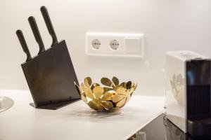 TV/Unterhaltungsangebot in der Unterkunft Exclusive Apartment Il sogno di Scipione