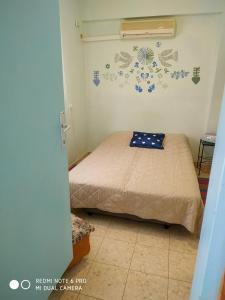 Een bed of bedden in een kamer bij Bed & Blintzes