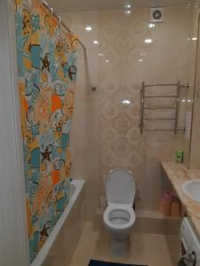Un baño de 1-ком.квартира в Немецкой деревне