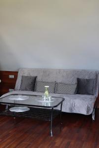 Część wypoczynkowa w obiekcie Apartament Studio Spytkowice