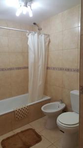 Un baño de Leloir Apartments Neuquen !