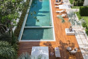 A view of the pool at Chi - The Residence or nearby