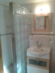 Salle de bains dans l'établissement Bij De Vuurtoren