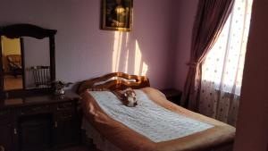 A bed or beds in a room at Sirunyan's rest house