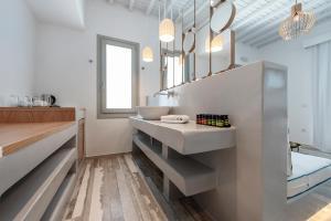 A bathroom at Osom Resort
