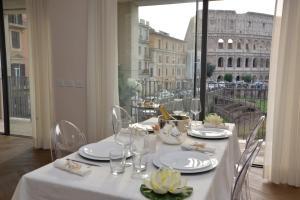 Restaurant ou autre lieu de restauration dans l'établissement Mavi at Colosseum