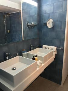 Vannas istaba naktsmītnē Vinhas do Calhau
