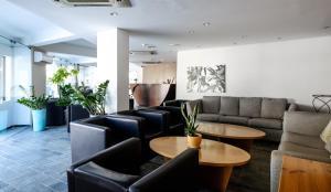 Лаундж или бар в Pandream Hotel Apartments