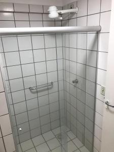 A bathroom at Via Caldas Exclusive