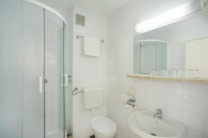 Um banheiro em Lanterna Sunny Resort by Valamar