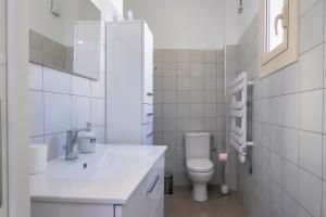A bathroom at MAISON MICHELONI