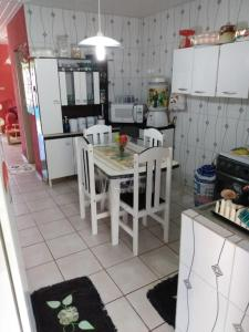 A kitchen or kitchenette at Joelma temporada