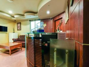 منطقة الاستقبال أو اللوبي في OYO 249 Oasis Hotel Apartment