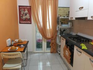 A cozinha ou cozinha compacta de Vatican Station