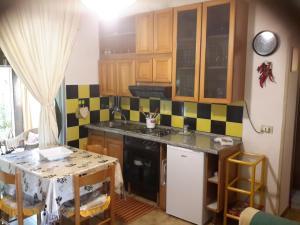 Cucina o angolo cottura di L'Oleandro