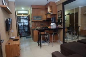 Dapur atau dapur kecil di GPRO