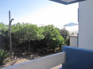 Un balcón o terraza de Residencial Via Praia