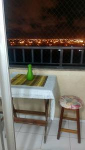 Un balcón o terraza de Caminho dos ventos - Aruana