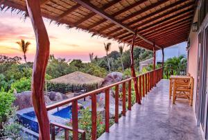 A view of the pool at Rocks Villa - Breathtaking sea view - Swimming Pool - Beach side or nearby