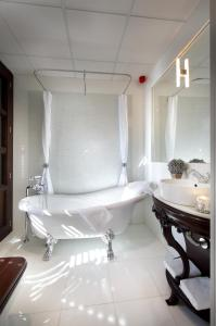 Un baño de Casa Palacete 1822
