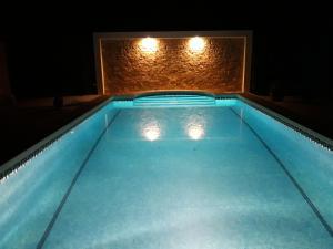 The swimming pool at or near Villa Pepito