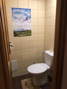 Kúpeľňa v ubytovaní Apartments Bea