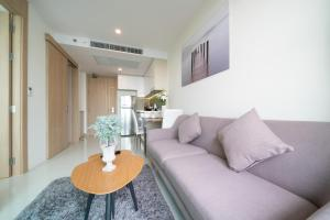 พื้นที่นั่งเล่นของ Pattaya Riviera Jomtien Hotel