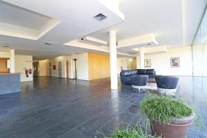 El vestíbulo o zona de recepción de Apartamento 4 - Golf