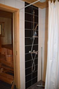 Kylpyhuone majoituspaikassa Jack´s apartment