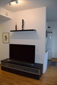 TV tai viihdekeskus majoituspaikassa Jack´s apartment