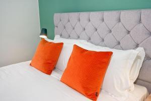 Llit o llits en una habitació de Interlude House A