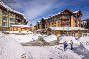 La Vista Blanc 19 during the winter