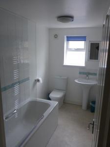 A bathroom at Pannett Park View