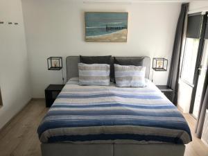 Un ou plusieurs lits dans un hébergement de l'établissement Sea la vie