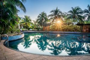The swimming pool at or close to Century Bay Private Residences