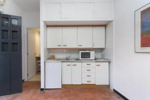 Una cocina o zona de cocina en Corral del Conde