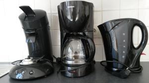 Kaffee-/Teezubehör in der Unterkunft Floris'Home