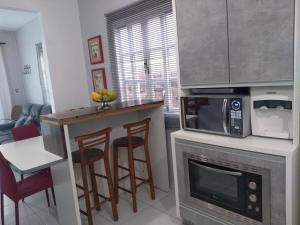 Una cocina o zona de cocina en Casa Joaquina