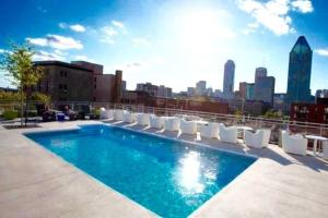 The swimming pool at or near *** Lovely apartment downtown ***