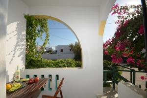 A balcony or terrace at Sunday Studios